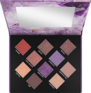 Crystallized Amethyst Eyeshadow Palette Raise Up Your Voice
