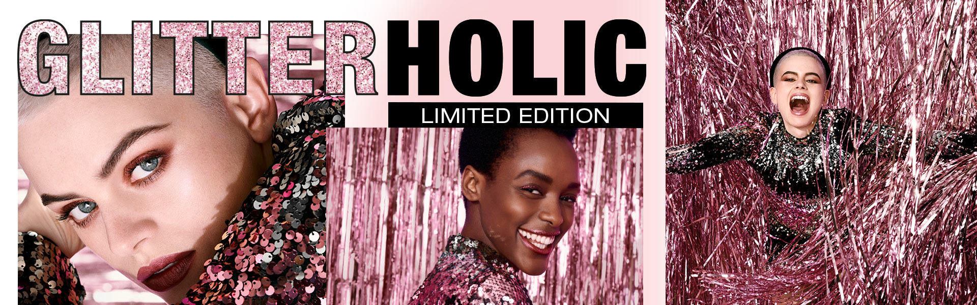 "Limited Edition ""Glitterholic"""