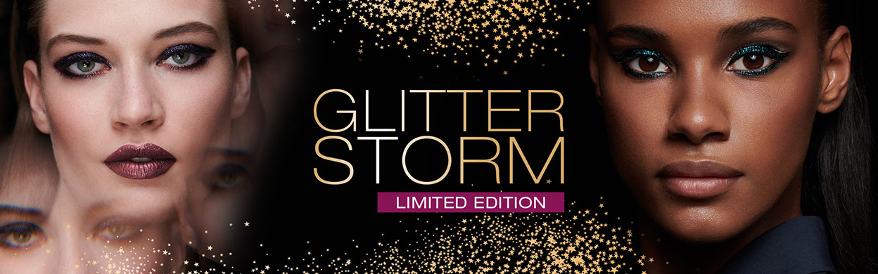 "Limited Edition ""Glitter Storm"""