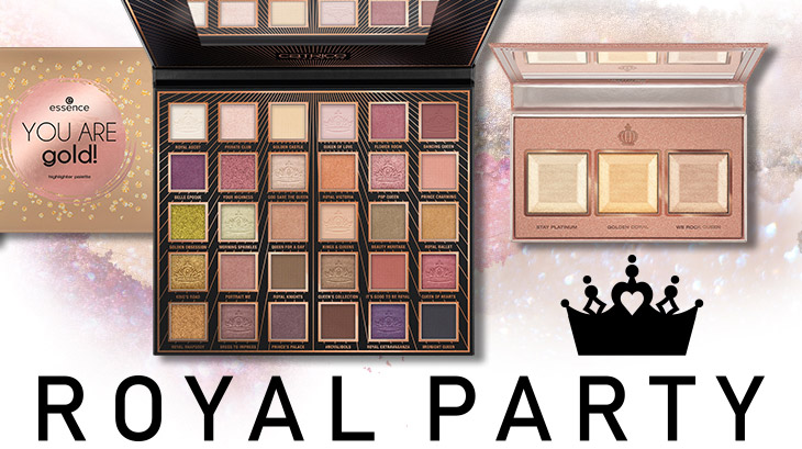 "Limited Edition ""Royal Party"""