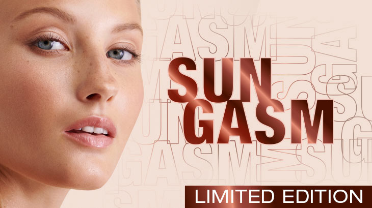 "Limited Edition ""SunGASM"""